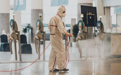 COVID-19 et nettoyage commercial