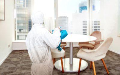 COVID-19 et nettoyage résidentiel